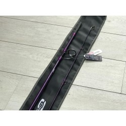CAÑA CINNETIC SEA BASS BLACK PURPLE 270MH