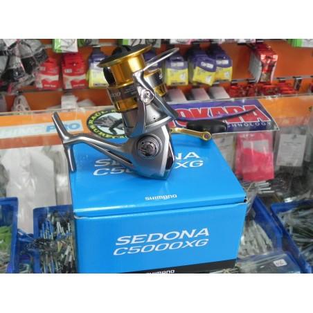 SHIMANO SEDONA C5000 XG NEW 2017