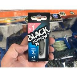 BLACK MINNOW 70 - COMBO- SHORE-3G-KAKI