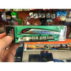 DM120 DARTER MINNOW COL.REAL SARDA