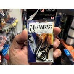 ANZUELO SASAME KAMIKAZE BLACK F-388