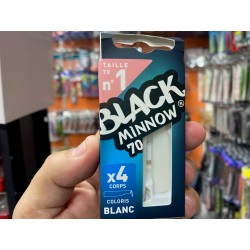 Black Minnow 70 - 4 cuerpos...