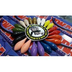 Plomo Bull Competicion 120  gr Elije Tu Color !!