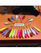 Plomo Surfcasting Colores