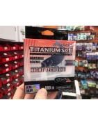 Asari Titanium scc 600 mts